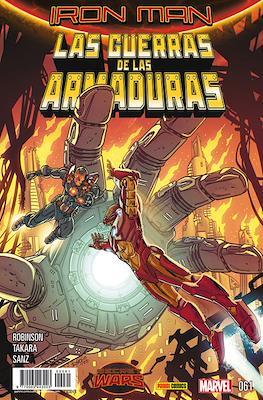 El Invencible Iron Man Vol. 2 (2011-) (Grapa - Rústica) #61