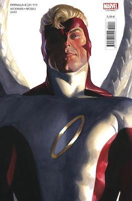 Colección Portadas Exclusivas Marvel Alex Ross (Grapa) #9