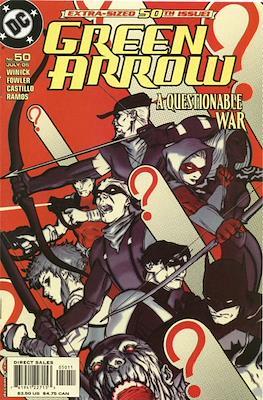 Green Arrow Vol. 3 (2001-2007) (Comic book) #50