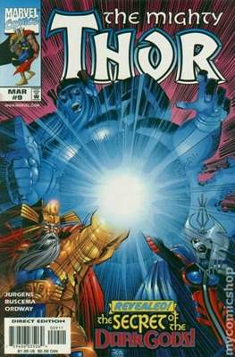 The Mighty Thor (1998-2004) #9