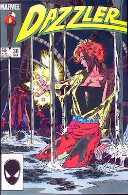 Dazzler Vol. 1 (Comic-Book) #36