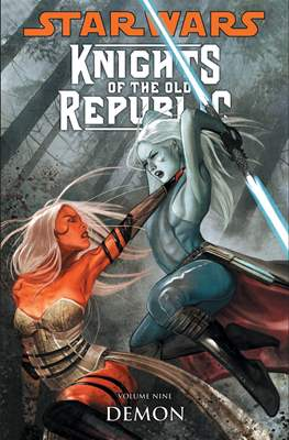 Star Wars - Knights of the Old Republic (2006-2010) #9