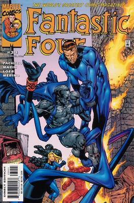 Fantastic Four Vol. 3 (Comic Book) #39
