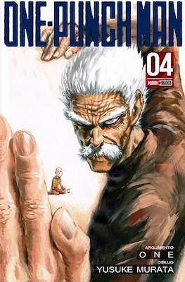 One-Punch Man (Rústica con solapas/sobrecubierta) #4