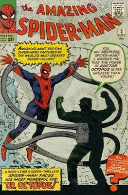 The Amazing Spider-Man Vol. 1 (1963-1998) #3