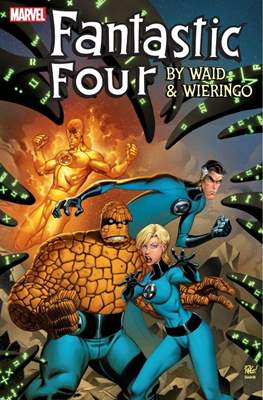 Fantastic Four by Waid & Wieringo Ultimate Collection (Paperback) #1