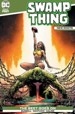 Swamp Thing – New Roots