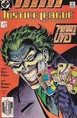 Justice League Annual (Comic Book. 1987 - 1994) #2