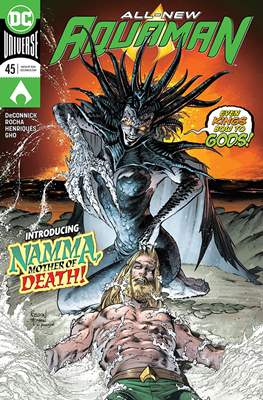 Aquaman Vol. 8 (2016-) (Comic Book) #45