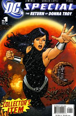 DC Special: The Return of Donna Troy (2005)