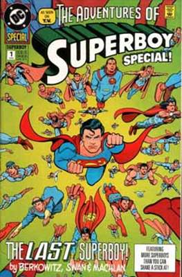 Adventures Of Superboy Special