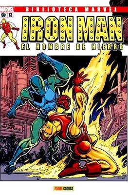 Biblioteca Marvel: Iron Man (2005-2008) (Rústica 160 pp) #13
