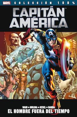 Capitán América: El hombre fuera del tiempo. 100% Marvel