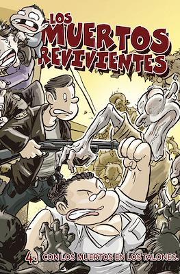 Los muertos revivientes #4