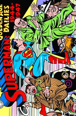 Superman: The Golden Age Dailies (Hardcover) #2