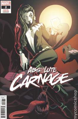 Absolute Carnage (Variant Cover) #2.5
