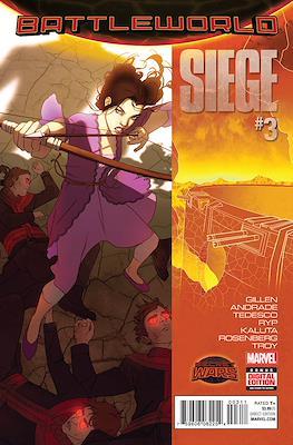 Siege Battleworld (Comic-book) #3