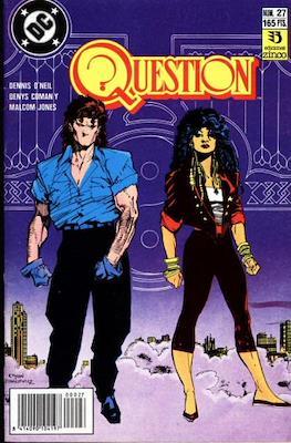 Question (1988-1991) (Grapa) #27