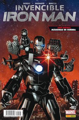El Invencible Iron Man Vol. 2 (2011-) (Grapa - Rústica) #67