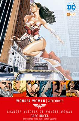 Grandes Autores de Wonder Woman: Greg Rucka (Cartoné) #1