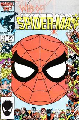 Web of Spider-Man Vol. 1 (1985-1995) (Comic-book) #20