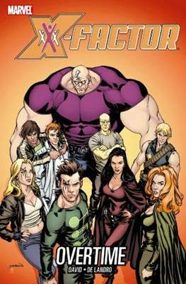X-Factor Vol 3 (Hardcover) #8