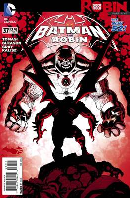 Batman and Robin Vol. 2 (2011-2015) (Comic Book) #37