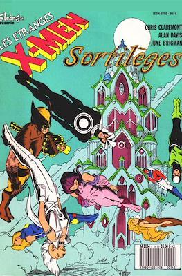 Les étranges X-Men (Broché. 72 pp) #14