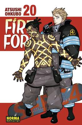 Fire Force #20