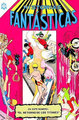 Historias Fantásticas (Grapa) #157