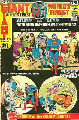 World's Finest Comics (1941-1986) #206