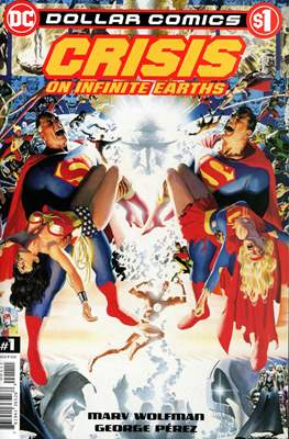 Dollar Comics Crisis On Infinite Earths