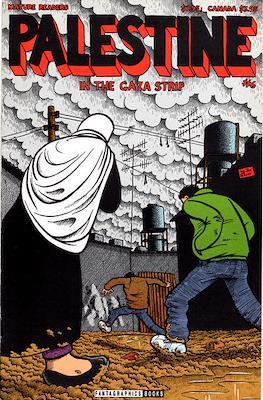 Palestine (Comic Book) #6