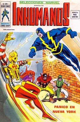Selecciones Marvel Vol. 2 (Grapa 36-42 pp. 1977-1981) #2