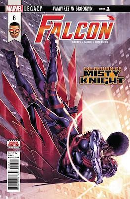 Falcon (Vol. 2 2017- ) (Grapa) #6