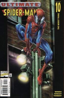 Ultimate Spider-Man (2000-2009; 2011) (Comic-Book) #10