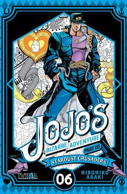 JoJo's Bizarre Adventure - Part III: Stardust Crusaders (Rústica) #6
