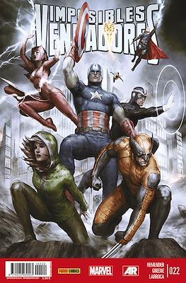 Imposibles Vengadores (2013-2018) (Grapa) #22