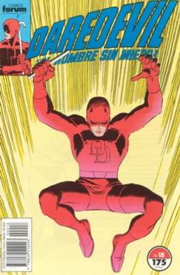 Daredevil Vol. 2 (1989-1992) (Grapa 32 pp) #18