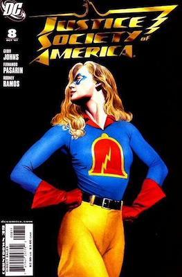 Justice Society of America Vol. 3 (2007-2011) #8
