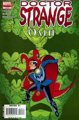 Doctor Strange: The Oath (Comic Book) #3