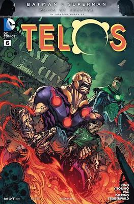 Telos Vol. 1 (Comic-Book) #6