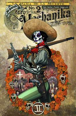 Lady Mechanika: La Dama de la Muerte (Comic Book) #2