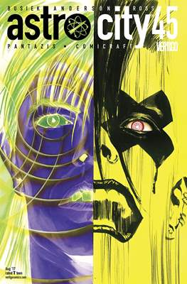 Astro City (Comic Book) #45