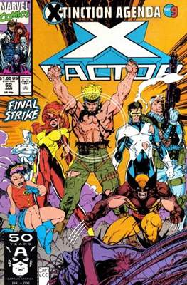 X-Factor Vol. 1 (1986-1998) (Comic Book) #62