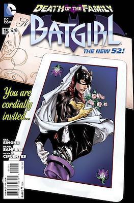 Batgirl Vol. 4 (2011-2016) (Comic-Book) #15