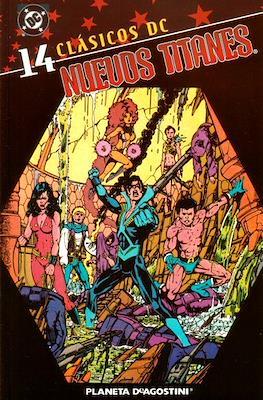 Nuevos Titanes. Clásicos DC (2005-2010) (Rústica 80-128 pp) #14