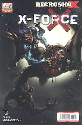 X-Force Vol. 3 (2008-2011) (Grapa, 24-48 pp) #24