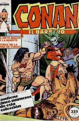 Conan el Bárbaro Vol.1 #18