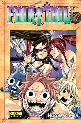 Fairy Tail (Rústica) #37